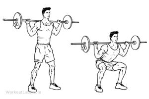 come-fare-squat