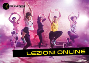 corsi online fit express