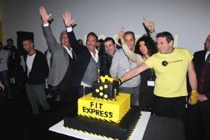 Inaugurazione Fit Express Cusano Milanino